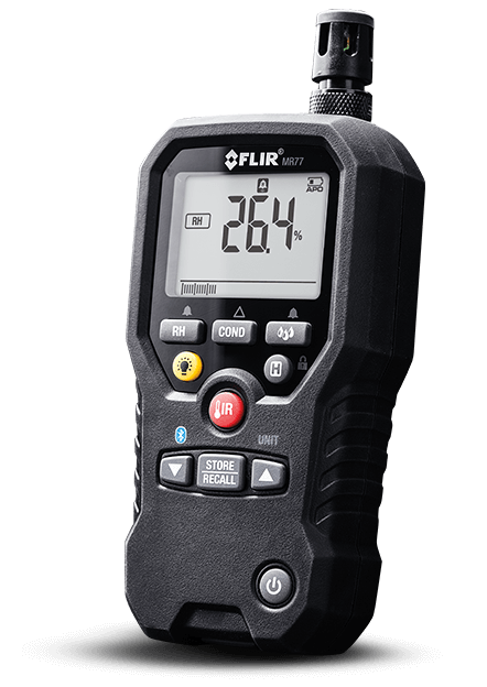 FLIR MR77 5-in1 Moisture Meter with MeterLink