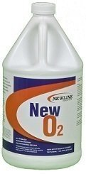 New O2 (Gallon, In Store Pick Up Only) by Newline | Peroxide Additive and Organic Stain Remover NI-NO2