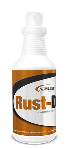 Rust-D (Quart) by Newline   Carpet Rust Stain Remover NI-RDQT
