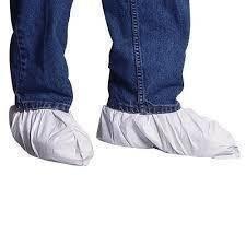 White Shoe Covers   50 Pack JD-JP-B