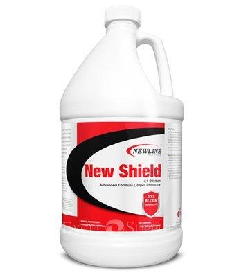 New Shield (Gallon) by Newline | Premium Carpet Protector with Acid Dye Blocker