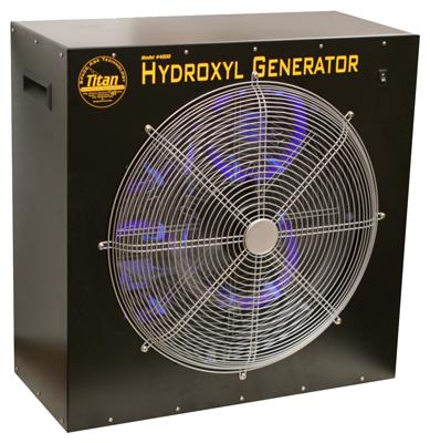 Titan 4000, Hydroxyl Generator