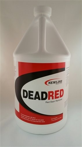 Dead Red (Gallon) by Newline | Red Stain Remover NI-DR
