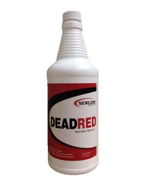 Dead Red (Quart) by Newline | Red Stain Remover