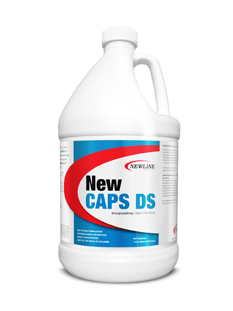 New Caps DS (Gallon) by Newline | Encapsulating Carpet Pre-Spray NI-NCDS