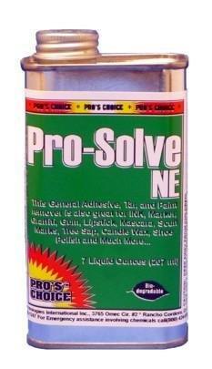 Pro-Solve NE (7 oz. Can) by CTI Pro's Choice | General Spot Remover