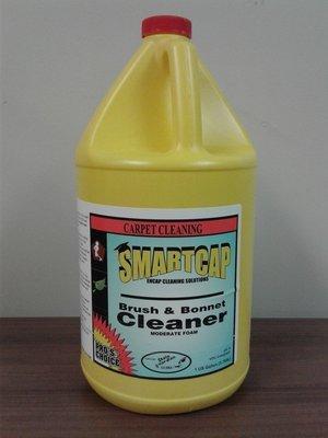 Brush & Bonnet (Gallon) by CTI Pro's Choice | Low Moisture Cleaner