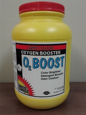 O2 Boost (7 lb. Jar) by CTI Pro's Choice | Oxygen Booster