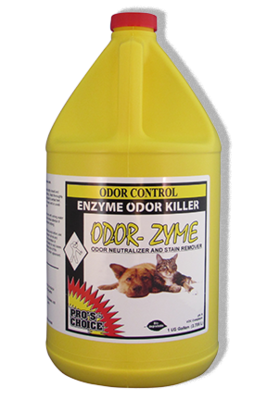 Odor Zyme (Gallon) by CTI Pro's Choice | Enzyme Odor Killer