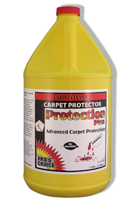 Protection Plus (Gallon) by CTI Pro's Choice | Advanced Carpet Protector