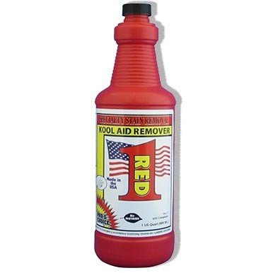 Red One (Quart) by CTI Pro's Choice | Specialty Stain Remover
