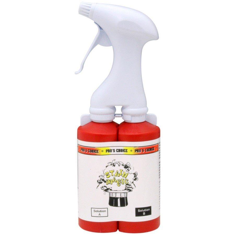 Stain Magic Dual Chamber Sprayer by CTI Pro's Choice | Empty Specialty Sprayer