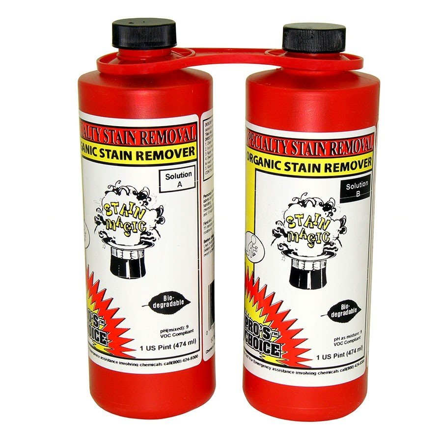 Stain Magic (Parts A&B Pint Set) by CTI Pro's Choice | Stain Remover