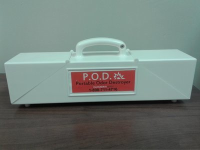 Portable Odor Destroyer (Private Label) by CTI Pro's Choice | Vapor Delivery Tunnel