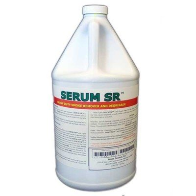 Serum SR (Gallon) by Serum Systems - Soot and Smoke Remover