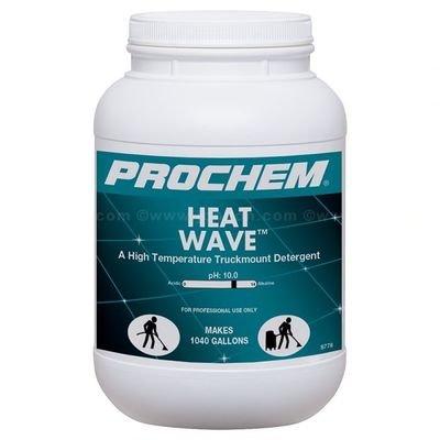 Heat Wave (6.5 lb. Jar) by ProChem   High Temp. Truck Mount Detergent