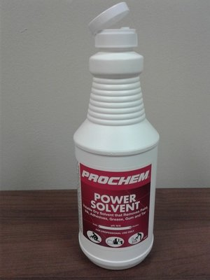 Power Solvent (Pint) by ProChem   Multi-Purpose Volatile Dry Solvent