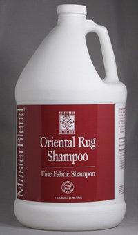 Oriental Rug Shampoo (Gallon) by MasterBlend | Wool Safe Carpet Shampoo