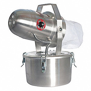 Tri-Jet Fogger (Wet, for water based chemicals) by Commander CT-TJF