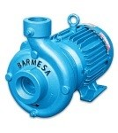 IB2-1/2 SERIES End Suction Centrifugal Close Coupled Pumps