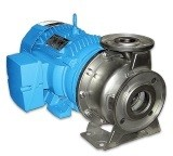 PS SERIES - End Suction Centrifugal Stainless Steel Pumps