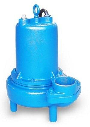 """Submersible Sewage Single Seal Non-Clog 3"""" Pumps Non-XP"""