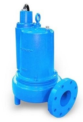 Submersible Sewage Single Seal Non-Clog 4