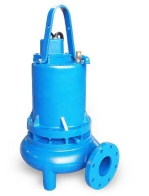 Submersible Sewage Dual Seal Non-Clog 4