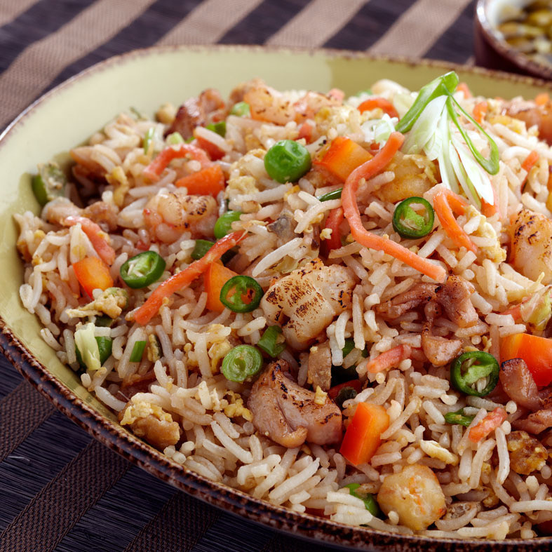 Mix Fried Rice