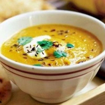 Dal Butter Fry