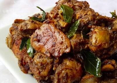 Chicken Liver fry - New