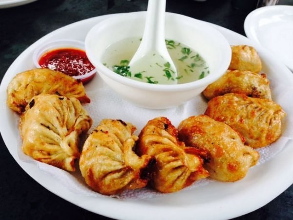 Chicken fried Momo(5 Pcs)