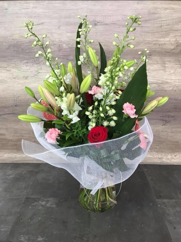 Vase Arrangement 00016