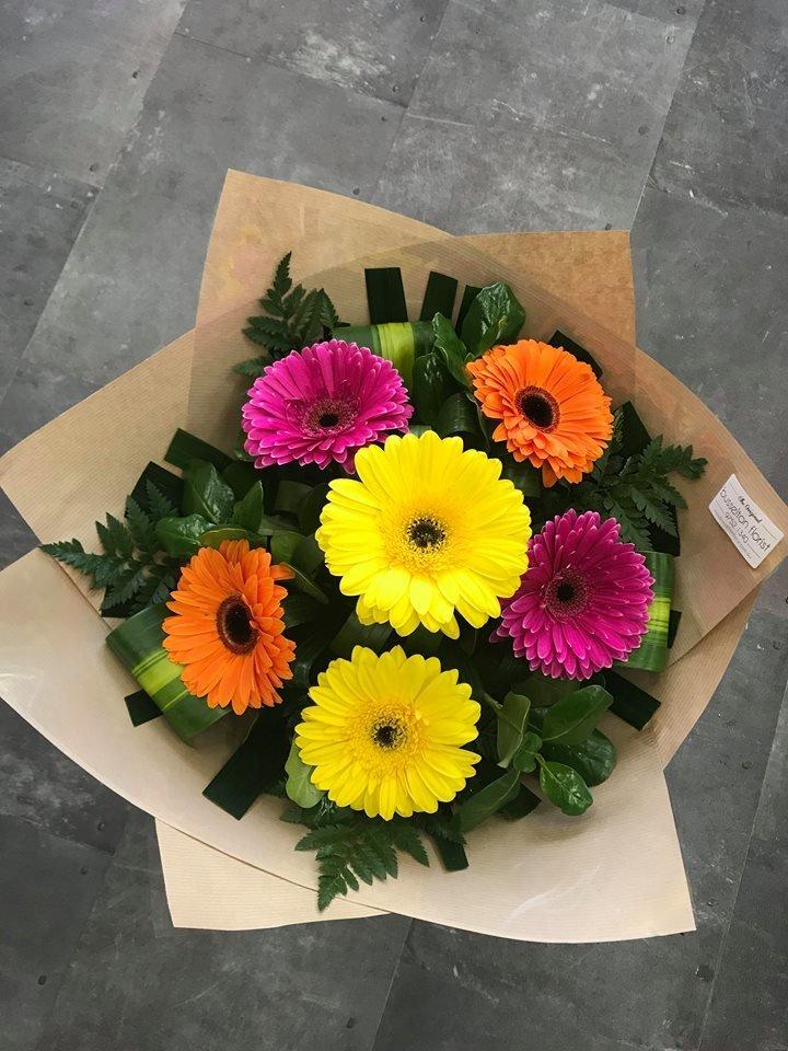 Gerbera Bouquet 00003