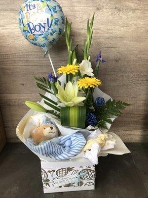 Baby Gift Arrangement