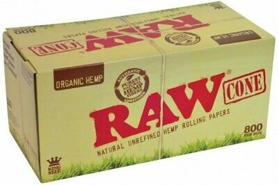 RAW Organic 84/26 mm & 109/26mm (800 ct.)