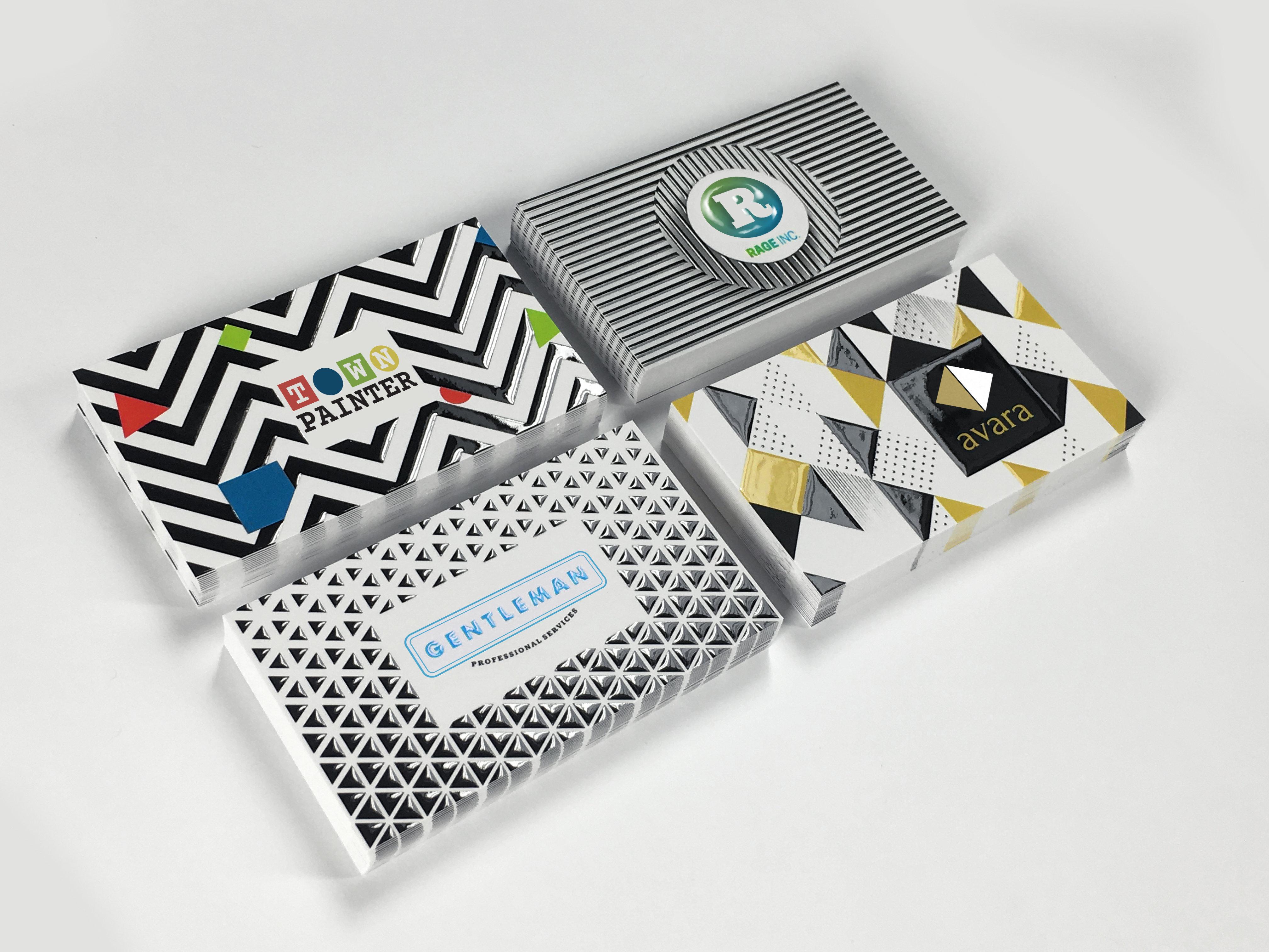 Spot UV Cards 20130