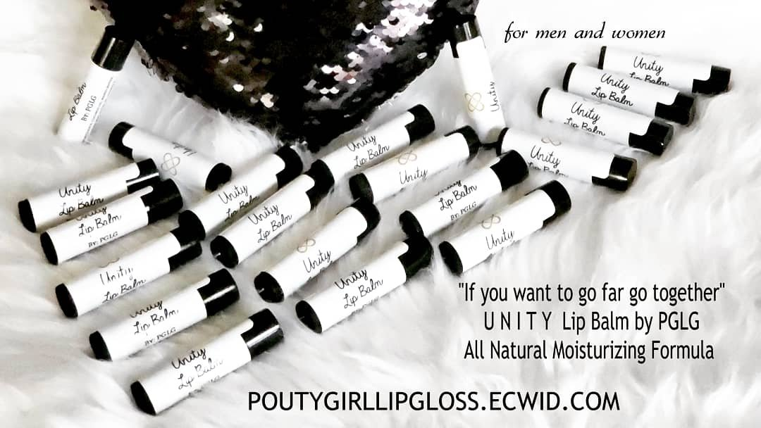 """Introducing """"Unity"""" Lip Balm by #PGLG"""