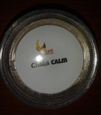Chaka Calm Bath Crystals