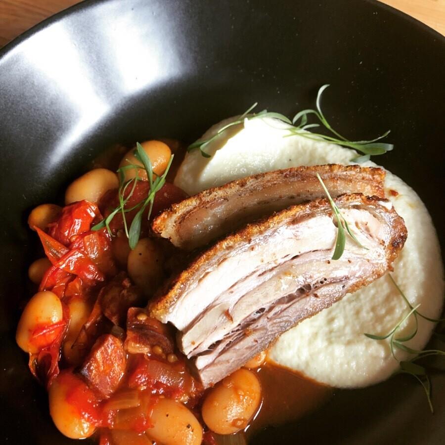 Pork Belly Meal for 4