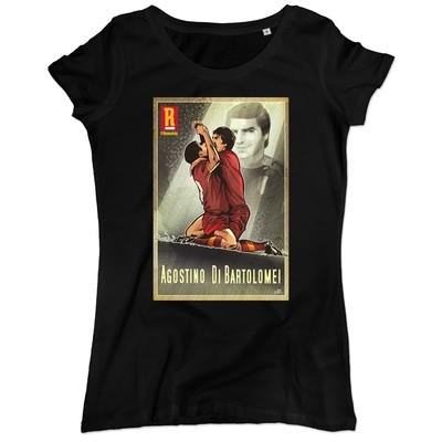 T-shirt Agostino Di Bartolomei - Donna -