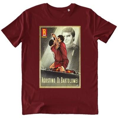 T-shirt Agostino Di Bartolomei - Uomo -