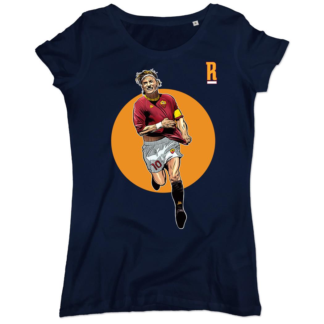 T-shirt Totti Donna