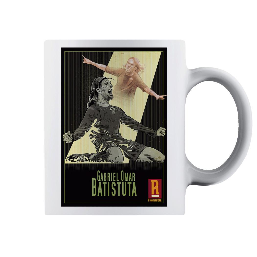 Tazza Batistuta