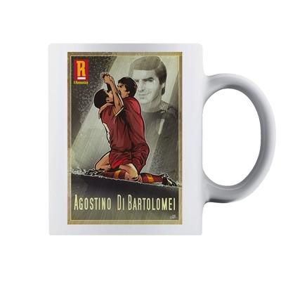 Tazza Agostino Di Bartolomei -