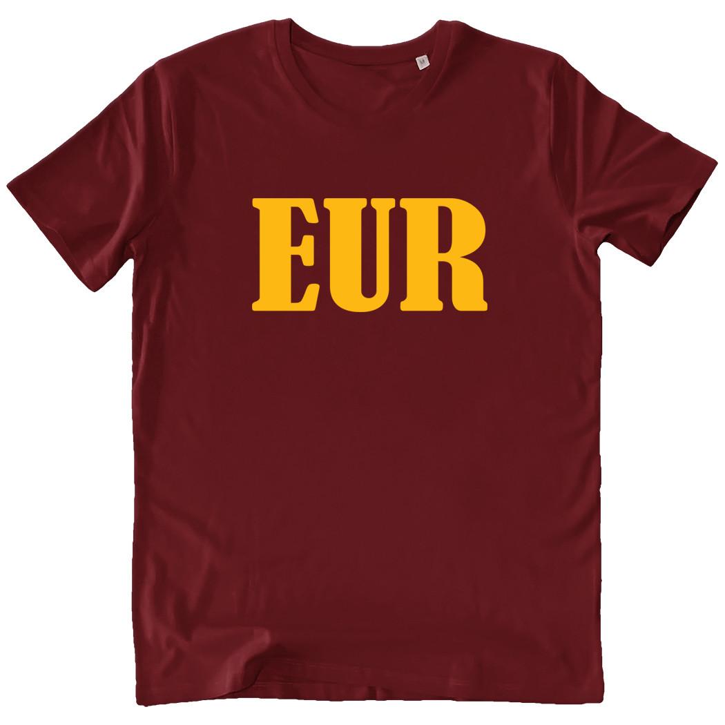 T-shirt Eur Uomo