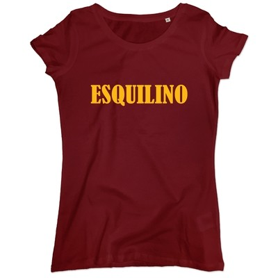 T-shirt Esquilino donna