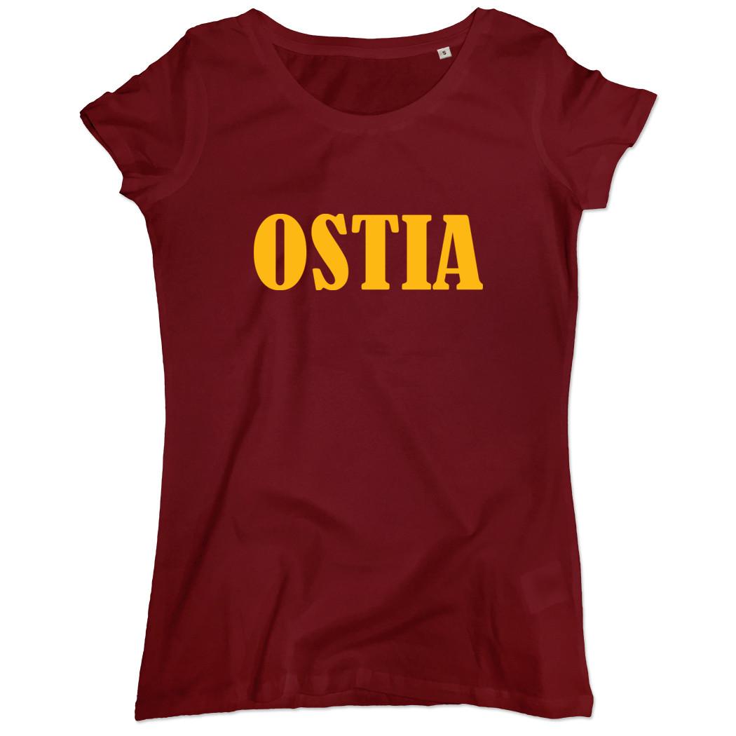T-shirt Ostia donna