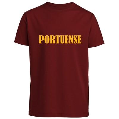T-shirt Portuense baby