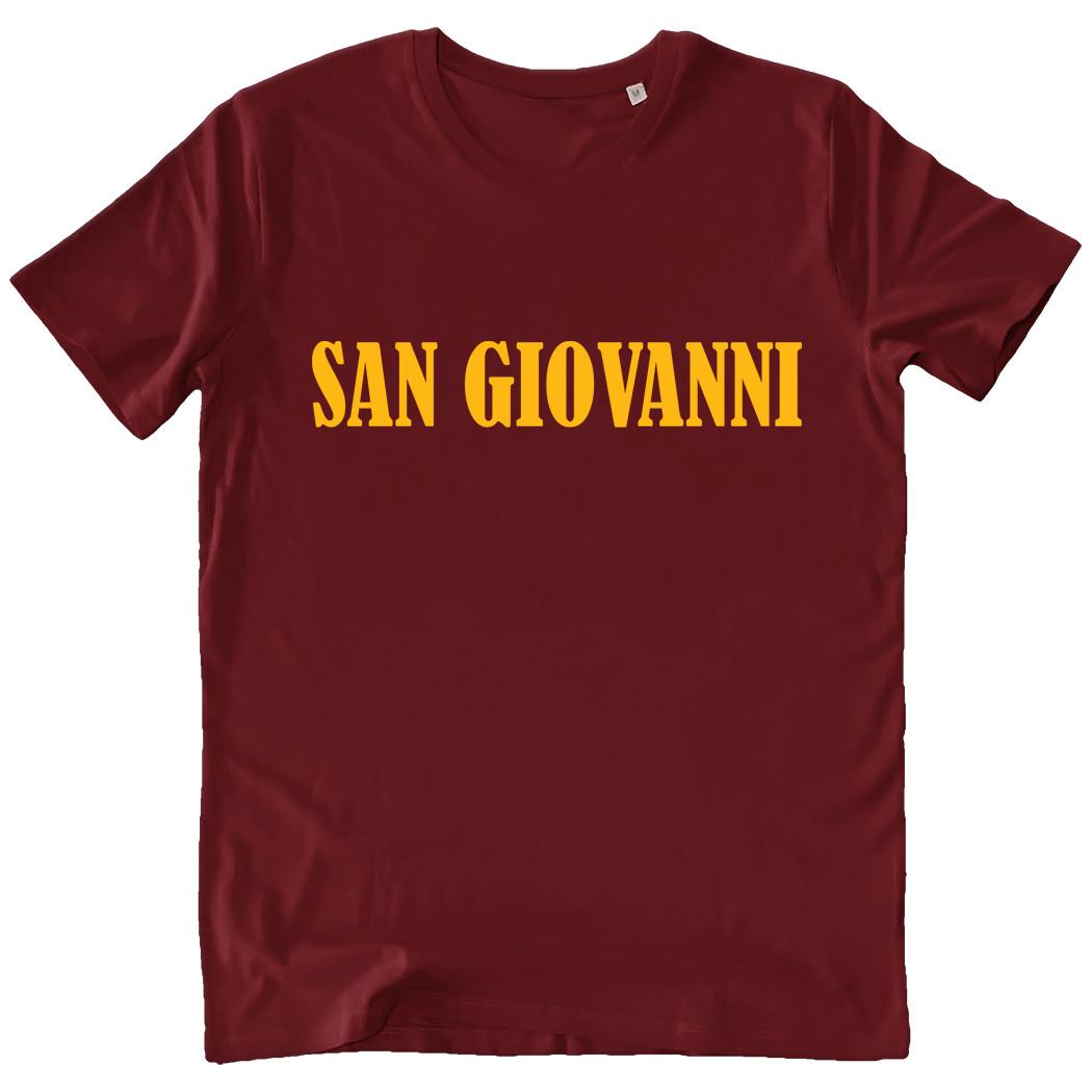 T-shirt San Giovanni uomo